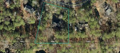 Roswell Residential Lots & Land For Sale: 1120 Pine Grove Pointe Drive