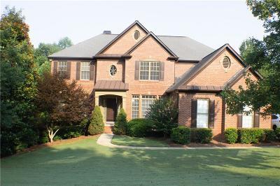 Suwanee Single Family Home For Sale: 5170 Harbury Lane