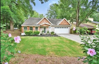Atlanta Single Family Home For Sale: 548 Deering Road