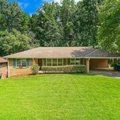 Atlanta Single Family Home For Sale: 1122 Rogeretta Drive NE