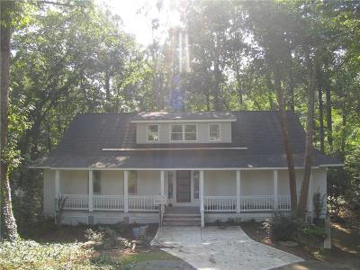 Marietta Single Family Home For Sale: 4678 Cherry Way