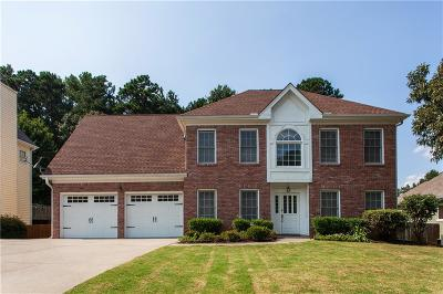 Lawrenceville Single Family Home For Sale: 870 Cline Petty Way