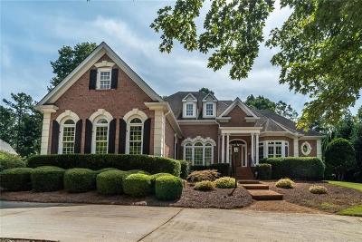 Suwanee Single Family Home For Sale: 5560 Stoneleigh Drive