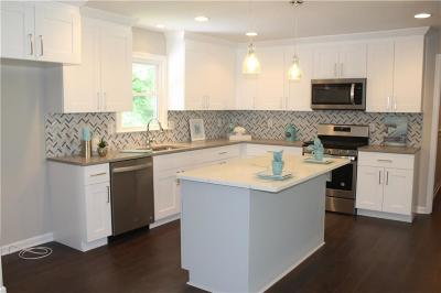 Smyrna Single Family Home For Sale: 3803 Cline Drive SE