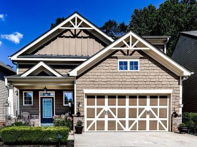 Woodstock Single Family Home For Sale: 109 Kingland Street