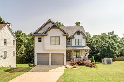 Braselton Single Family Home For Sale: 5181 Daylily Drive