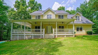 Dawson County Single Family Home For Sale: 202 Windy Ridge Court