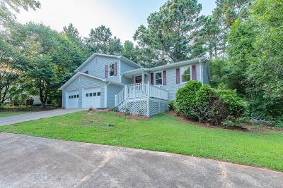Canton Single Family Home For Sale: 142 Hickory Lane