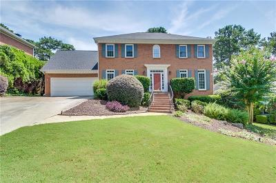 Alpharetta Single Family Home For Sale: 9195 Mackinac Drive