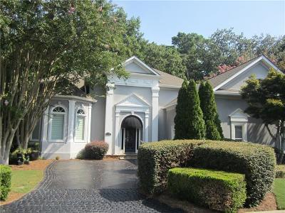 Johns Creek Single Family Home For Sale: 735 Olde Clubs Drive