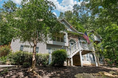 Lake Arrowhead Single Family Home For Sale: 117 Banyon Court