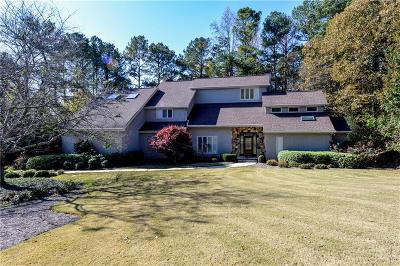 Sandy Springs Single Family Home For Sale: 5480 Errol Place NW