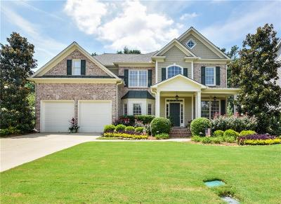 Dacula Single Family Home For Sale: 1642 Woodbow Crossing