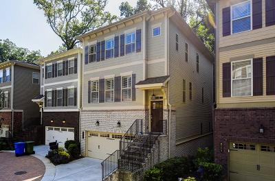 Atlanta Single Family Home For Sale: 2121 Elvan Circle NE
