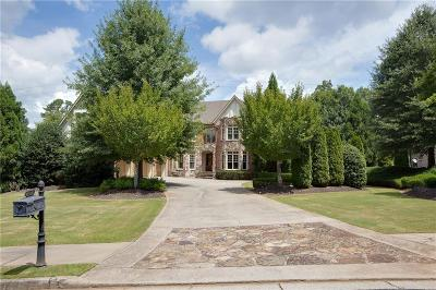 Milton  Single Family Home For Sale: 15855 Winterfield Way