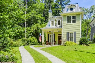 Decatur Single Family Home For Sale: 104 Fairview Street