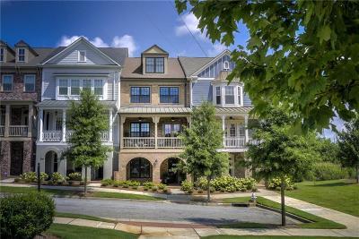 Old Fourth Ward Condo/Townhouse For Sale: 828 East Avenue NE