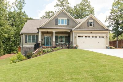 Jasper Single Family Home For Sale: 26 Blue Bird Trail