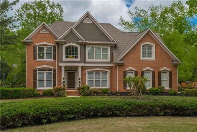 Suwanee Single Family Home For Sale: 461 Grand Avenue