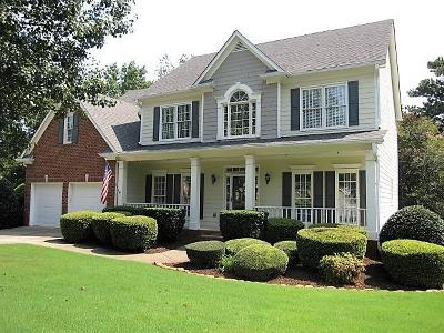 Alpharetta Single Family Home For Sale: 2460 Clairview Street