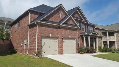 Grayson Single Family Home For Sale: 467 Sawyer Meadow Way