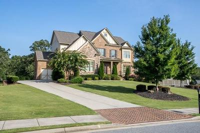 Cumming Single Family Home For Sale: 2340 Manor Creek Court
