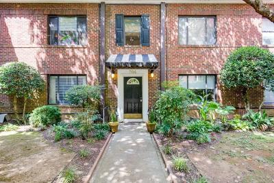 Atlanta Condo/Townhouse For Sale: 704 Argonne Avenue NE #1