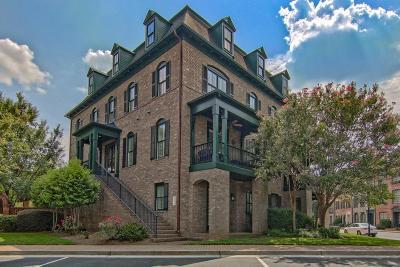 Smyrna Condo/Townhouse For Sale: 4380 Bridgehaven Drive