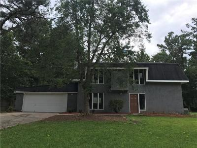 Marietta Single Family Home For Sale: 3820 Manor House Drive