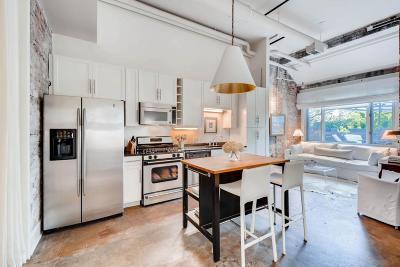 Atlanta Condo/Townhouse For Sale: 978 North Avenue NE #107
