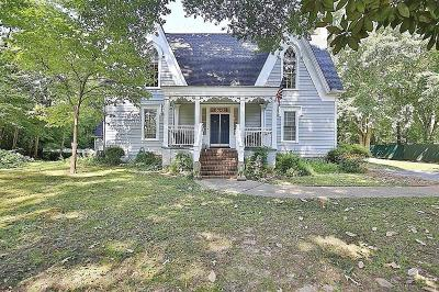 Acworth Single Family Home For Sale: 4784 Northside Drive