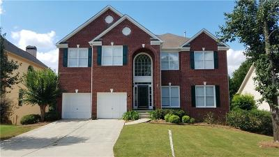 Single Family Home For Sale: 205 Treadstone Overlook