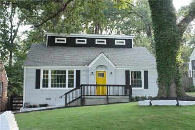 Atlanta Single Family Home For Sale: 1094 Loring Street SE