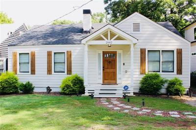 Atlanta Single Family Home For Sale: 2662 Memorial Drive SE