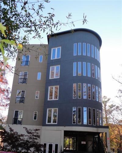 Condo/Townhouse For Sale: 140 Alden Avenue NW #202