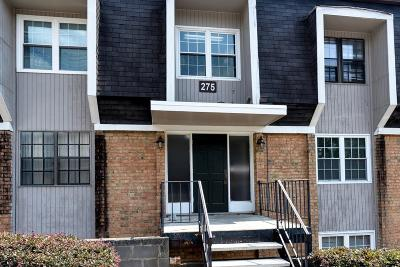 Sandy Springs Condo/Townhouse For Sale: 275 Winding River Drive #F
