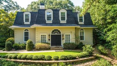 Vinings Single Family Home For Sale: 3333 Cochise Drive SE