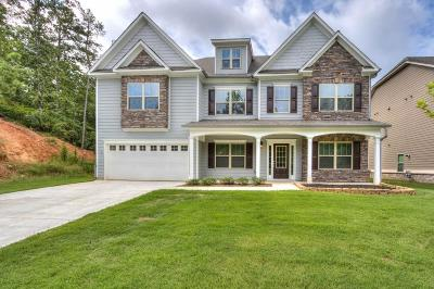 Cartersville Single Family Home For Sale: 9 Bridgestone Way SE