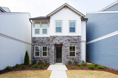 Smyrna Single Family Home For Sale: 2005 Brookings Lane SE