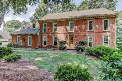 Dunwoody Single Family Home For Sale: 1165 Redfield Ridge