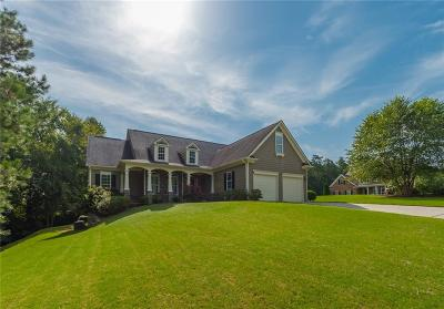Cartersville Single Family Home For Sale: 22 Roberson Drive