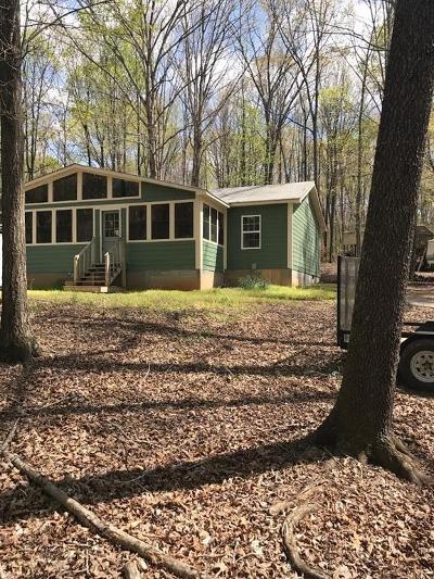 Ball Ground Single Family Home For Sale: 165 Gibbs Meyer Lane