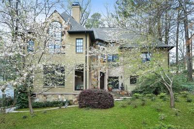 Atlanta Single Family Home For Sale: 1677 Lenox Road