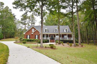 Loganville Single Family Home For Sale: 1355 Old Loganville Road