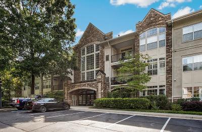 Atlanta Condo/Townhouse For Sale: 3047 Lenox Road NE #2203