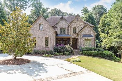 Sandy Springs Single Family Home For Sale: 246 Lafayette Way