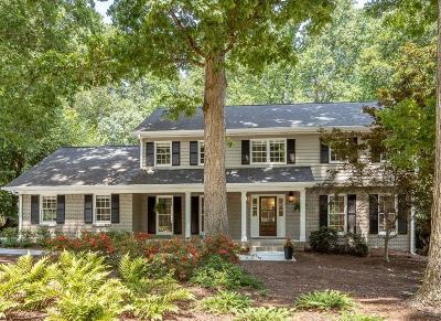 Dunwoody Single Family Home For Sale: 1828 Olde Village Run