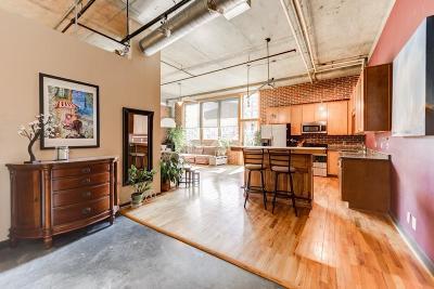 Condo/Townhouse For Sale: 660 Glen Iris Drive NE #310