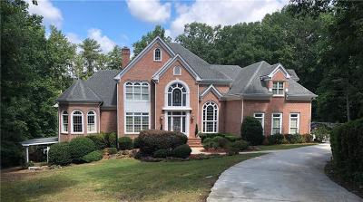 Snellville Single Family Home For Sale: 3540 Donegal Way