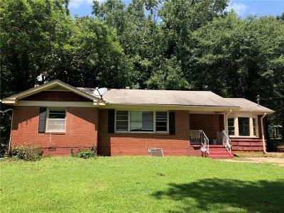 Decatur Single Family Home For Sale: 3024 Laguna Drive